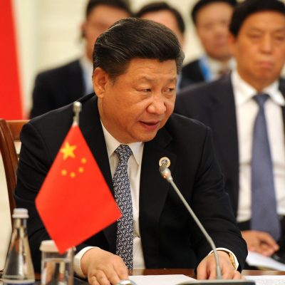 Xi says nation's plan and Finland's vision dovetail