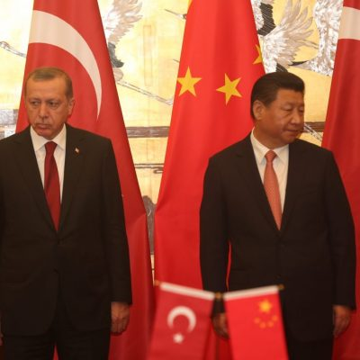 Why are cold winds blowing in relations between Turkey and China?
